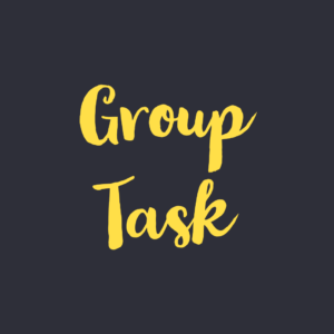 Group Task for Graduate Jobs